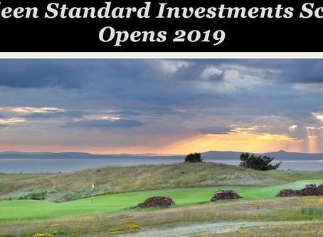 Scottish Open - Bilder, die unsere Golferherzen höher schlagen lassen!