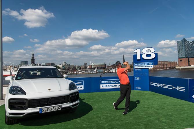 Porsche Open - die Weltklasse rauscht mit Vollgas nach Green Eagle!