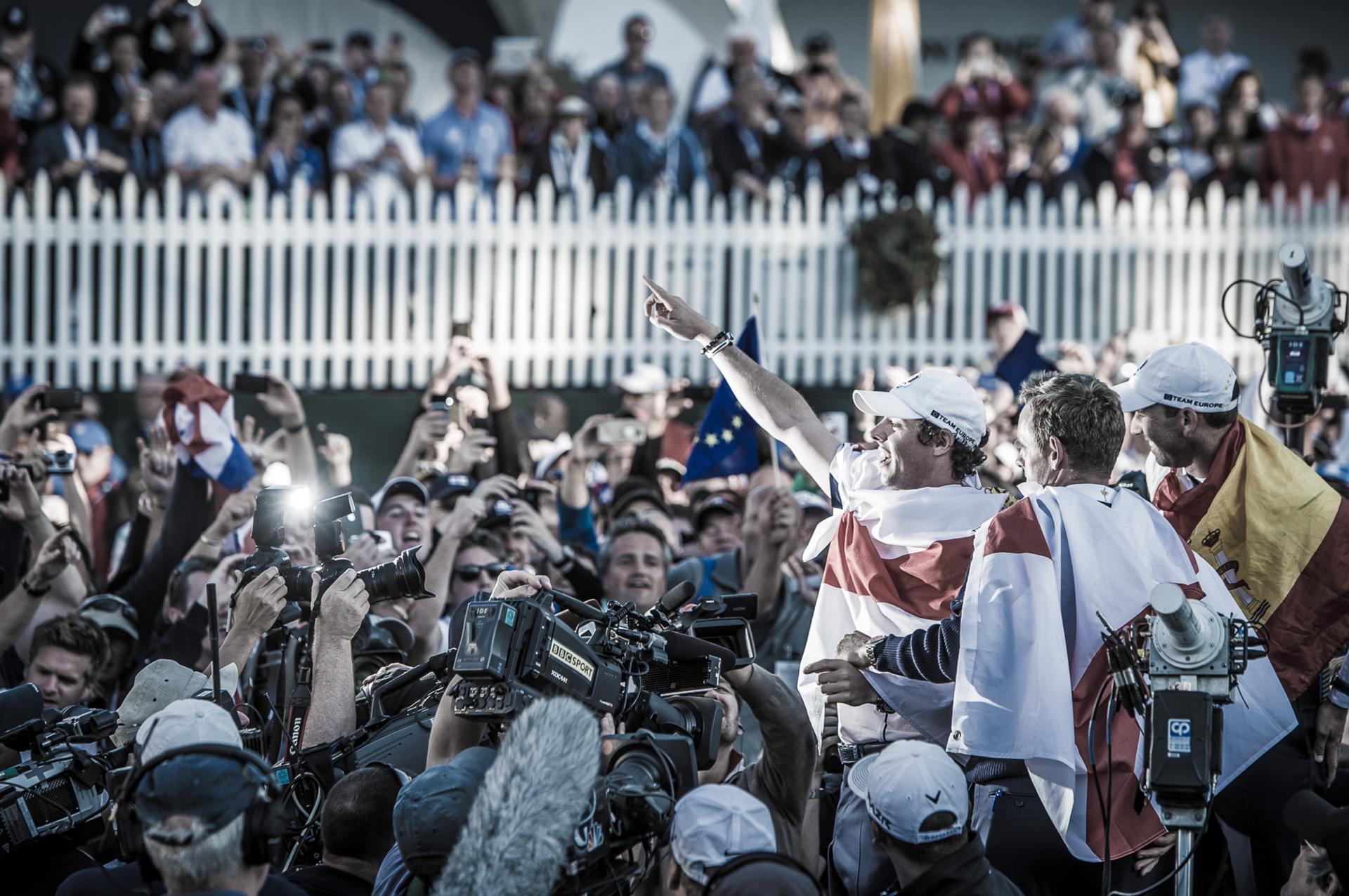 Ryder Cup – Europa siegt