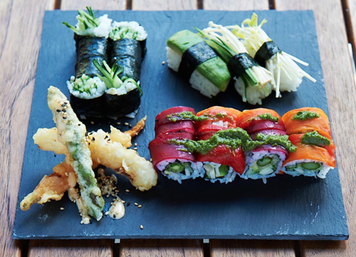 Sushi-Rausch