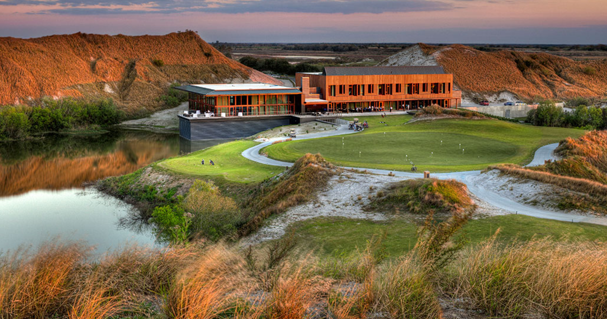 Streamsong Clubhaus