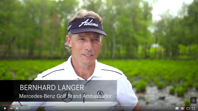 Langer: You are the Champion!