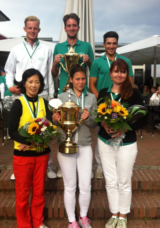 Clubmeisterschaften 2016, Damen und Herren, Pinnau
