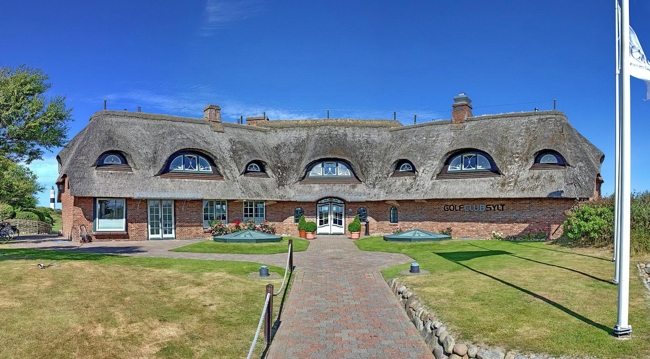 Golf Club Sylt Clubhaus