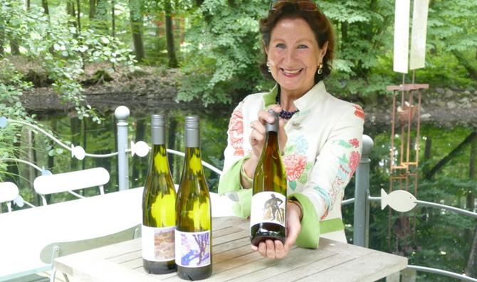 In vino veritas - trinken für einen guten Zweck