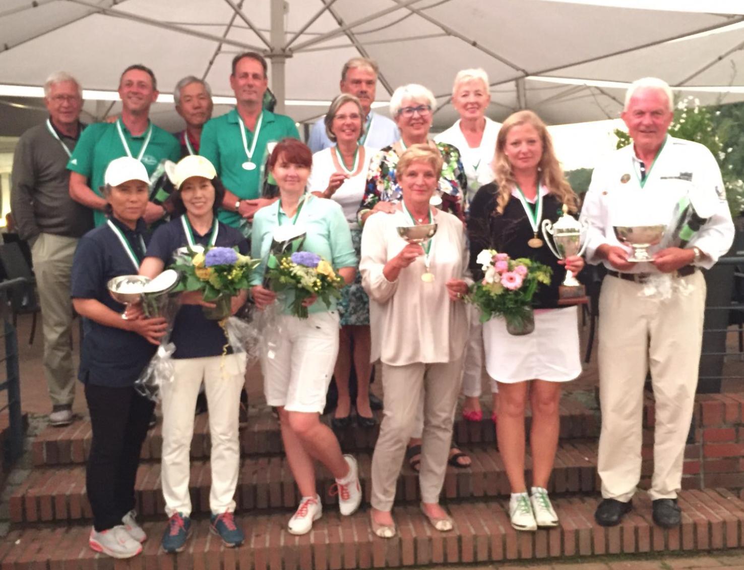 Clubmeisterschaften 2016, Senioren, Pinnau
