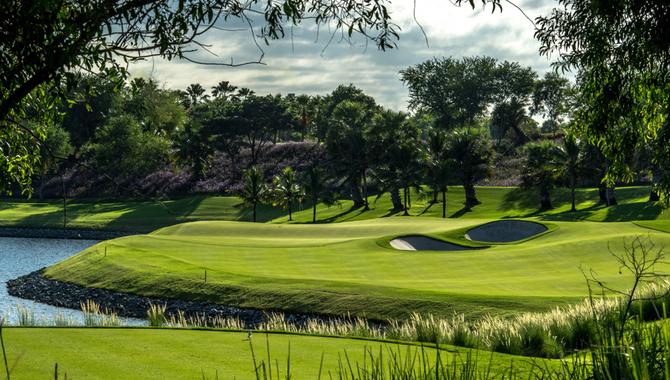 Golfen in Thailand...es muss nicht Hua Hin oder Phuket sein!