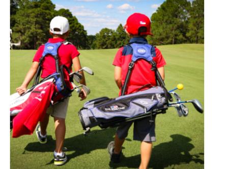 Ein Brief - speziell für Golf-Kids-Eltern!