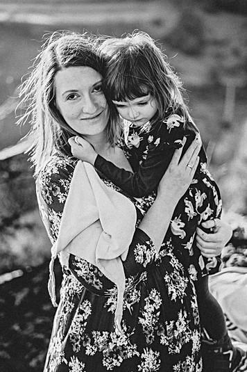 Familien und Babybauchfotografie Franken