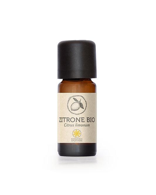 Ätherisches Öl Zitrone bio