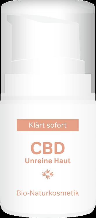 CBD Unreine Haut