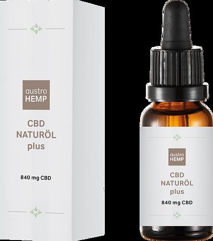 CBD Naturöl Plus