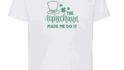 St Patrick's Day Adults T Shirt