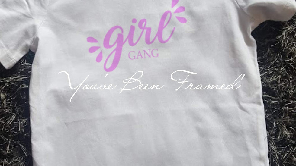 Girl Gang Kids Tee