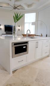 Contemporary Kitchen at Bay Colony Estates