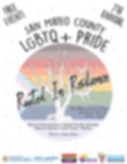 San Mateo County 7th Annual LGBTQ+ Pride Event