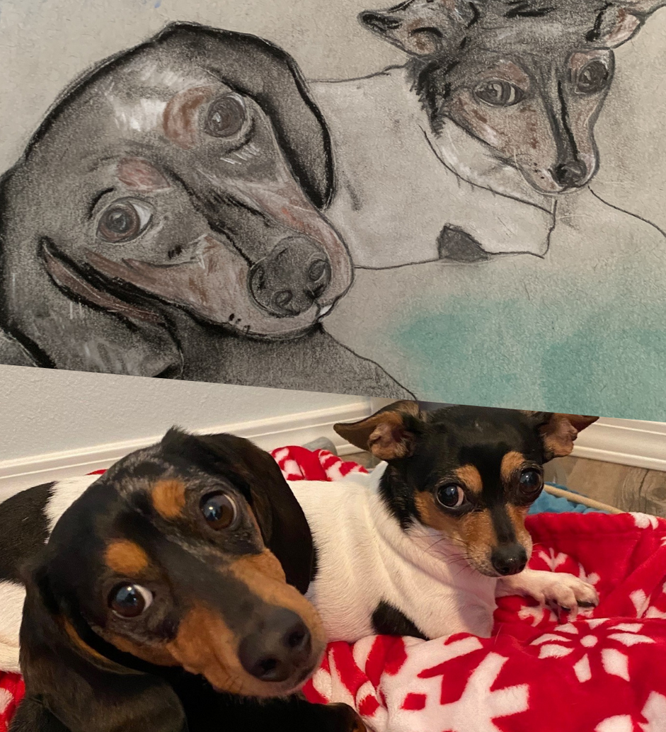 Marvin and Lulu by Sandia Prep Student.p