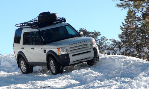 The Design Of This Roof Rack Follows Contours Land Rover Iii Lr3 Iv Lr4 Giving Vehicle An Expedition Looks Ready For Any Adventure