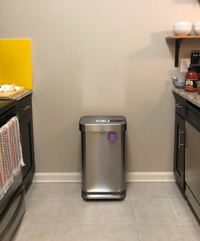 MY PICKS: Sleek Indoor Trash Cans