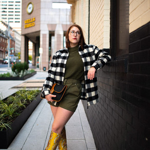 STYLING A SHACKET FOR TRANSITIONAL WEATHER