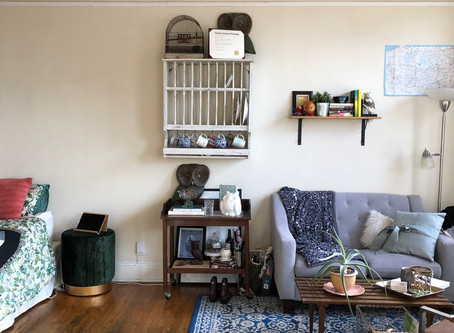 MY TIPS FOR DESIGNING SMALL SPACES