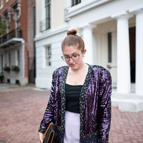 TRANSITIONING PASTELS INTO FALL