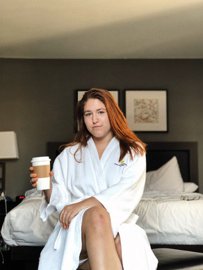 STAYCATION AT LORD BALTIMORE HOTEL