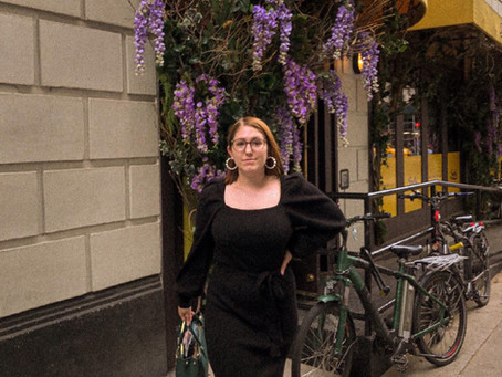 MY PICKS: The PERFECT Black Maxi Sweater Dress