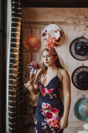 AN EVENING WITH SOIGNÉ HATS