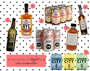 7 LOCAL PRODUCTS: FOR CELEBRATIONS