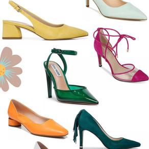MY PICKS: Colorful Spring Heels