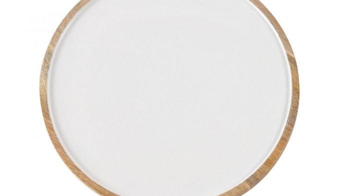 Assiette Décorative ZAGO