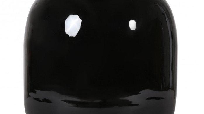 Vase Noir ZAGO
