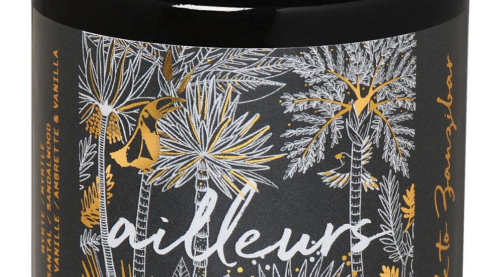 Bougie parfumée Zanzibar Ailleurs 140g FARIBOLES