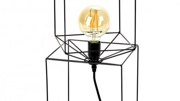 Lampe Concubina noire SERAX