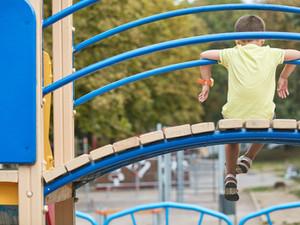 Kiwanis Club unveil wheelchair-accessible playground