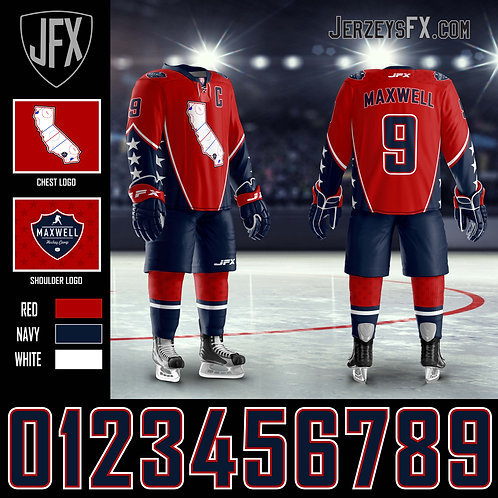 MHC Jersey's