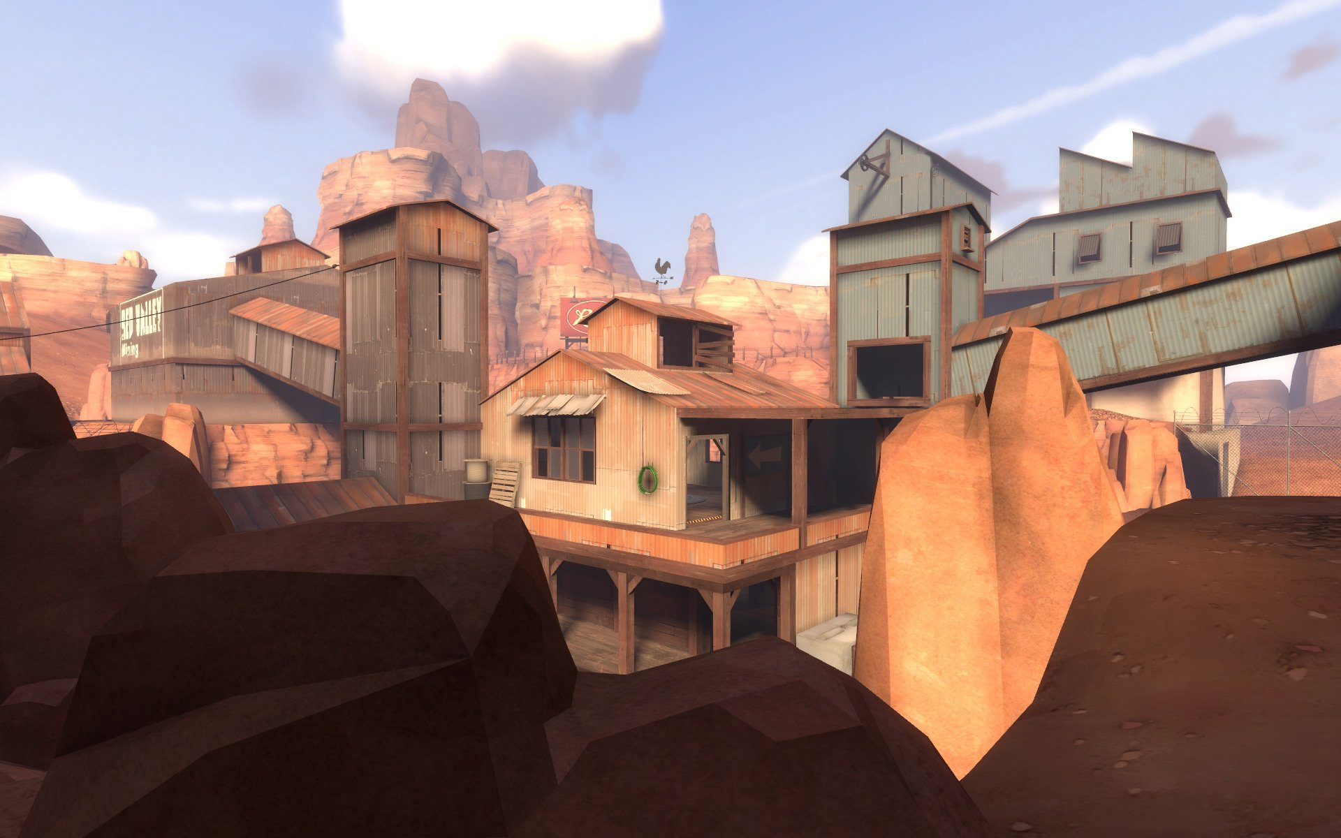 Goldtooth: Level Overview