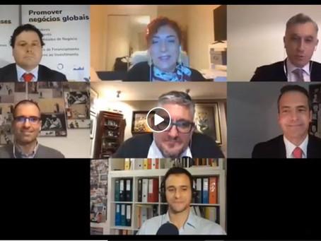 Oportunidades e Redes - Webinar Investimento da Diáspora