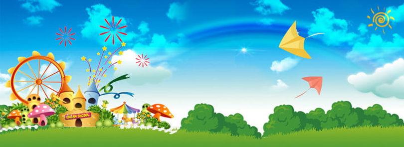 pngtree-blue-literary-grass-children-s-d