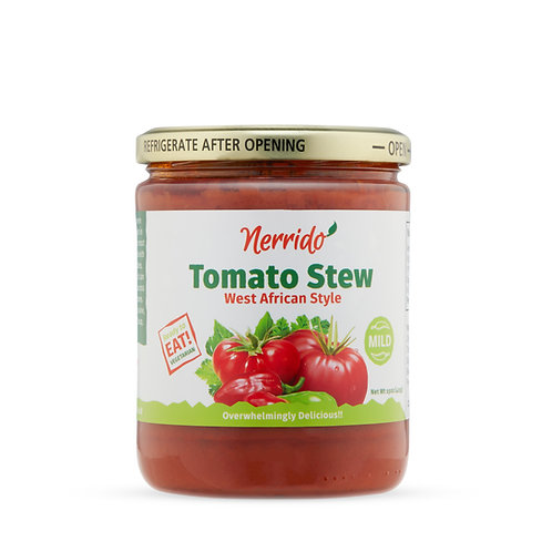 African Tomato Stew Mild