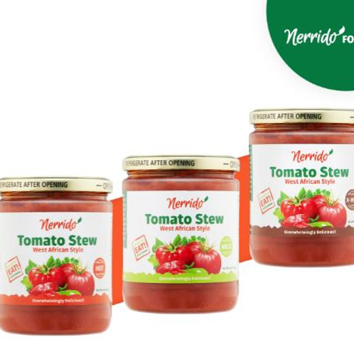 Tomato Stew (all variants) - Monthly subscription