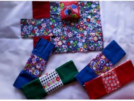 Cloth sanitary pads
