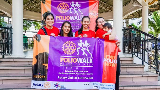 Polio Walk 2019