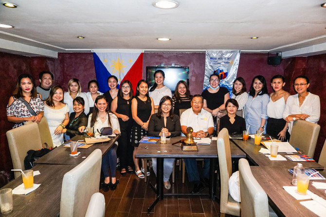 Rotary Club of Cagayan de Oro Premier Welcomes New Members