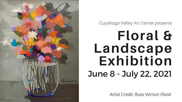 2021 Floral & Landscapes Exhibition FB E