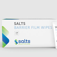 Barrier Film Wipes