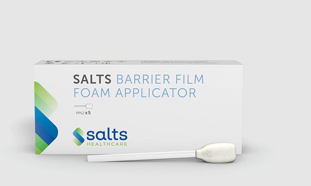 Barrier Film Foam Applicator