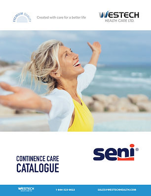 Seni-Continence Care Catalogue - WHCL-20