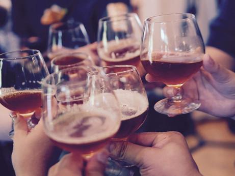 אוהבים לשתות אלכוהול? כך תקטינו את הנזק שלו על גופכם